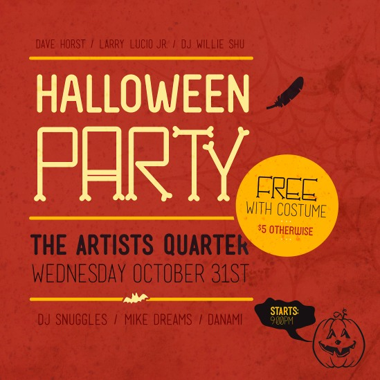 Halloween Night Party 2012