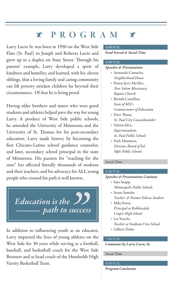 Lucio Retirement Program - Page 03